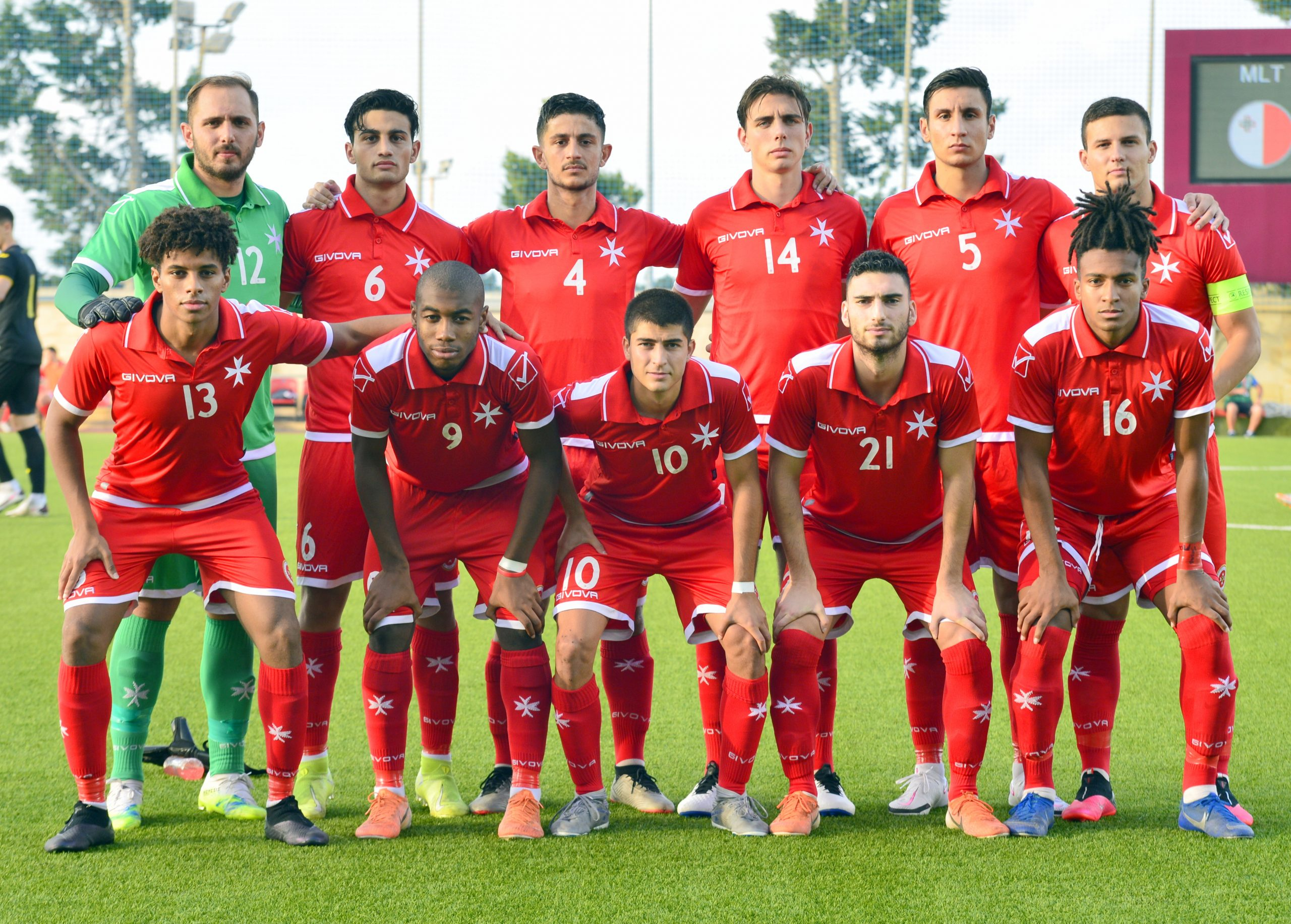 Malta U-21 coach Vella names a host of youngsters for Euro ...