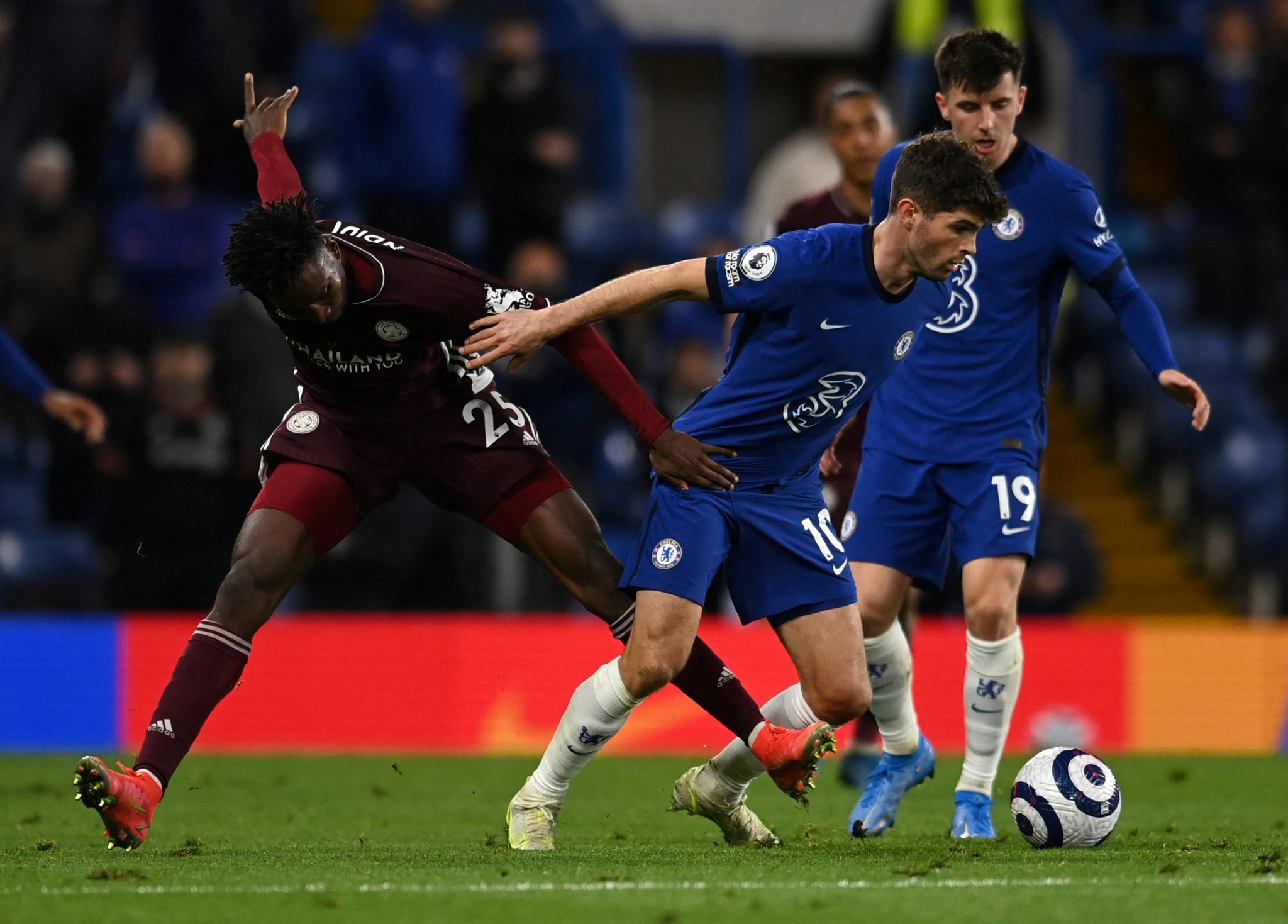 Manchester United beat Leicester on Rashfords day